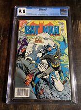 D.C. Comic Batman #353 CGC 9.0⭐️ Classic Joker Cover⭐️Canadian Price Variant