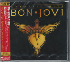 BON JOVI-GREATEST HITS-JAPAN CD 1103 F25