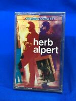Herb Alpert ‎– North On South St. Cassette Tape Album Jazz Funk A&M Records *NEW