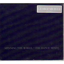 ★ MAXI CD George MICHAEL  Spinning the wheel The dance mixes 3-Track digipack  ★