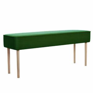 Padded Bench Seating Bench Designer Bank Seating Furniture Leather Bench