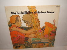 RAY BUDZILIK LIVE AT FIEDORS GROVE. DLP 1616. LP POLKAS