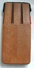 Dart Etui Holz-Struktur für Steel- und Soft-Darts Box