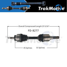 Surtrack 1PC FRONT LEFT Cv Axle Shaft For 2015-2018 Ford F-150 4WD NEW