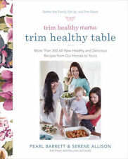 TRIM HEALTHY MAMA TRIM HEALTHY TABLE: More Than 300 All-New (0804189986)