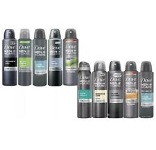 Dove Men Spray Deodorant  Antiperspirant Deodorant 150 ML Pack Of 10