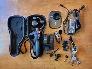 BIG BUNDLE! - DJI Osmo Handheld 4k Camera and 3-Axis Gimbal, Batteries