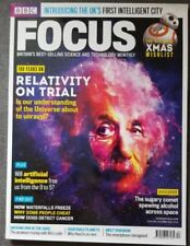December Bbc Focus Science Magazines
