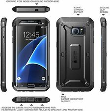 Samsung Galaxy S7 Edge Protection Rubber Case Full-body Rugged Armour Supcase