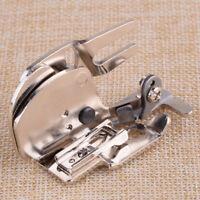 Nähmaschine Nähfüße Seitenschneider Nähfuß Bandeinfasser Side Cutter Foot Sewing