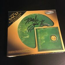 Alice Cooper Billion Dollar Babies Hybrid SACD Autographed 2014