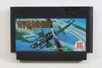 GYRODINE Shooter FC Nintendo Famicom NES Japan Import US Seller F1708
