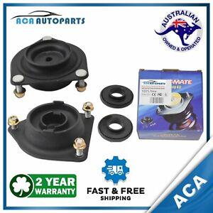 2 Front Strut Mount Bearing for Ford Laser KJ for Mazda 323 BA Astina Protege