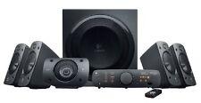 Logitech 980-000467 Z906 5.1ch Blk Rca 500w Dolby Spkr Surround Subwoofer