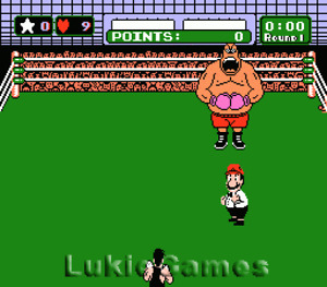 Mike Tyson Punch-Out Punchout - NES Nintendo Game