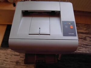Samsung Laser-Farbdrucker CLP 300N