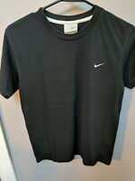 Men's Small Nike T Shirt Black