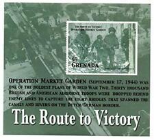 VINTAGE CLASSICS - Grenada 0518 World War II D-Day - Souvenir Sheet - MNH
