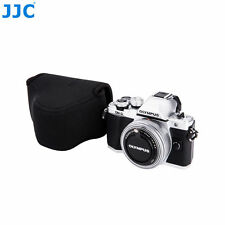 JJC Mirrorless Camera Pouch Case Bag fr Fujifilm X-T20/10 X-A5 A3+18mm/35mm Lens