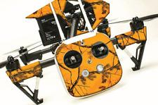 DJI Inspire 1 graphic skins w/6 Batteries Transmitter Decals | Blaze Camo