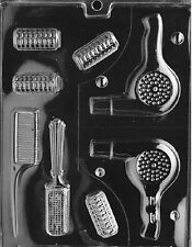 J047 Beautician Chocolate Candy Soap Mold with Instructions