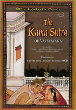 The Kama Sutra - Unabridged MP3 CD Audiobook in DVD case