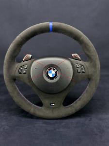 BMW E90 E91 E92 E93 E87 E81 Shift Padles Sport M Performance Steering Wheel