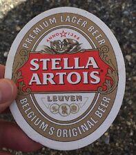 Stella Artois Beer Coaster Cardboard/paper Lot Of 100