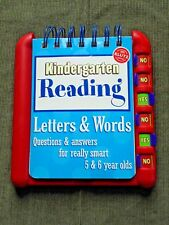 KLUTZ Kindergarten Reading Educational Toy Letters & Words Game