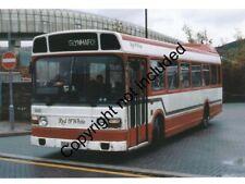 BUS PHOTO: RED & WHITE LEYLAND NATIONAL 448 DDW433V