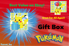 Pokemon Gift Box - Booster boxes/packs/cards - Ultra rares, Full art, Charizard