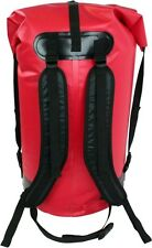 70 litre LARGE WATERPROOF DRY BAG holdall boat TROON RED