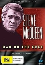 Steve McQueen - The Man On The Edge - An Intimate Portrait (DVD, 2008)