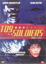 Toy Soldiers (1991) DVD - Sean Astin (New & Sealed)