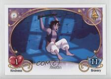 2017 Topps Disney Princess Card Game #6 Aladdin Non-Sports 1i3