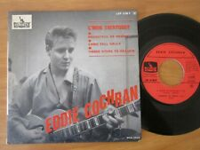 EP 45T - EDDIE COCHRAN - C'MON EVERYBODY - FRENCH EP