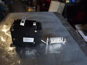 CUTLER HAMMER QBHGFT2020 2 Pole 20AMP BOLT ON Ground Fault Circuit Breaker 22K