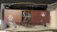 McKean HO Master Series B&O PS-1 40' Boxcar Kit, NIB