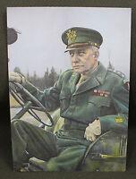 General Dwight Eisenhower Postcard 70th Anniversary of V-E Day 2015 Sam Ryskind