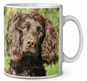 Chocolate Cocker Spaniel Dog Coffee/Tea Mug Gift Idea, AD-SC4MG