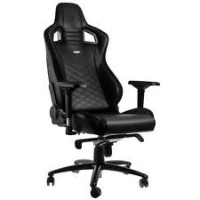 noblechairs EPIC Series Faux Leather Gaming Chair - Black