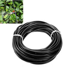 20Meters Garden Irrigation Drip Pipe 3/5mm Micro Tube Hose Line Dripper System