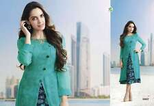 Tunic Long Kurti Top Simple Trendy XL & L College Party Indo western Girls 9102