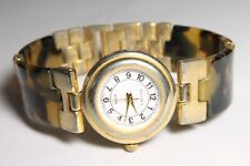 Vintage Becora Watch Lucite Band