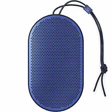 B&o Play by Bang & Olufsen BeoPlay P2 Portable Bluetooth Speaker Royal Blue PZ