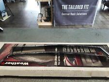 WeatherTech 70407 Pair of Window Deflectors Light 2007-2011 3dr Toyota Yaris