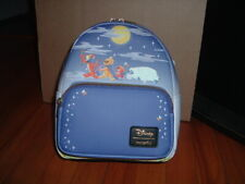 LOUNGEFLY DISNEY POOH TRICK OR TREAT HALLOWEEN MINI BACKPACK~ TAGS~ BRAND NEW~