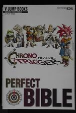 Japan Chrono Trigger Perfect Bible (Guide Book)