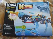 K 'nex K Force Build & Blast
