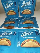 NEW 6 PACK LOMA LINDA Taco FILLING PLANT BASED PROTEIN  6 X 10 OZ